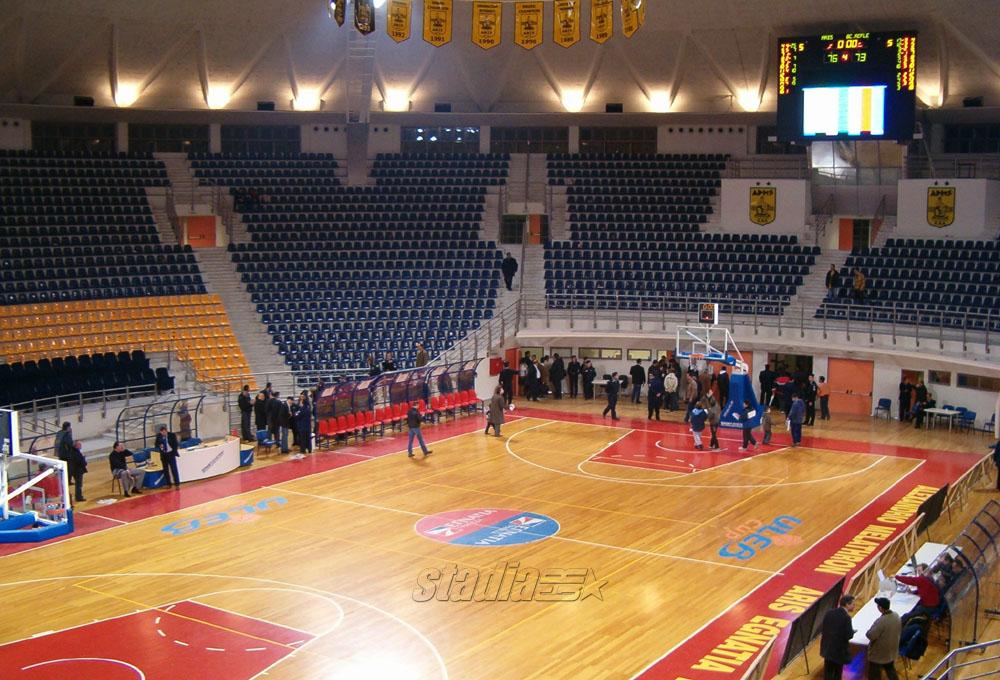 Alexandrio arena for Gimnasio arena